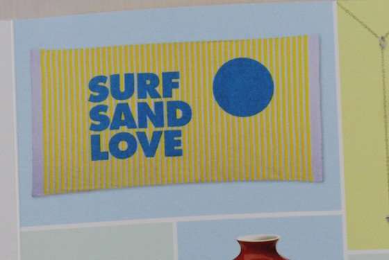 POPSUGAR Must Have Box May 2015 Review + Coupon Sand Surf