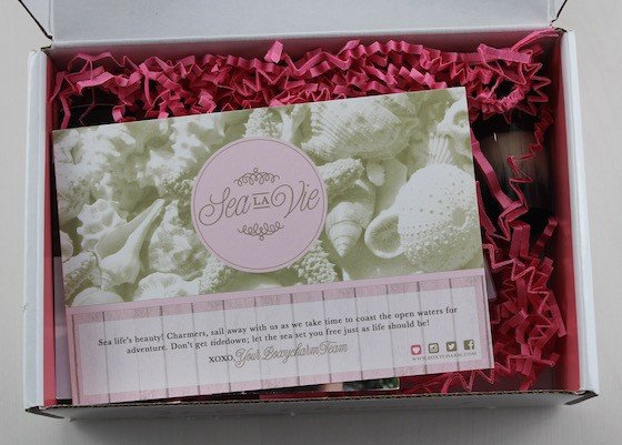 BoxyCharm Beauty Subscription Box Review – June 2015 First Look
