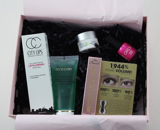 GlossyBox Subscription Box Review & Coupon – June 2015 Items
