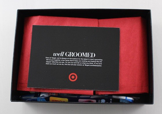 Target Beauty Box for Men Review – Summer 2015 First Look