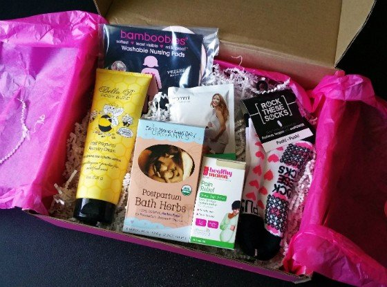 Bump Boxes Subscription Box Review & Coupon - July 2015 - all items