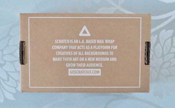 Monthly Mani Box by Scratch Subscription Box Review July 2015 - 1