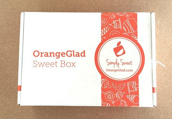 Orange Glad Subscription Box Review – July 2015 - Box