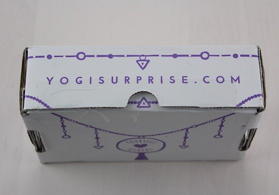 Yogi Surprise Jewelry Subscription Box Review – July 2015 Box