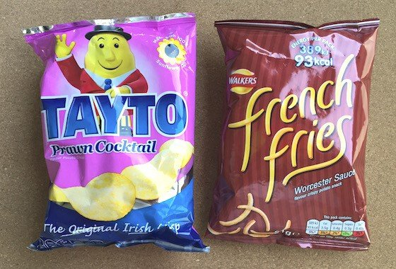 MunchPak Subscription Box Review + Coupon - August 2015 - Tayto