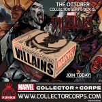 Marvel Collector Corps October Box Theme Announced!