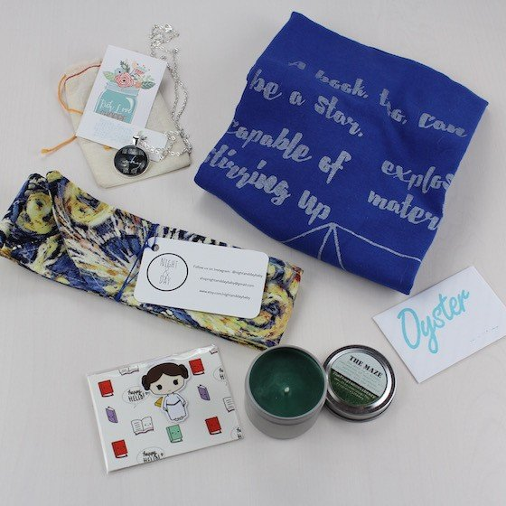 bookish-box-august-2015-items