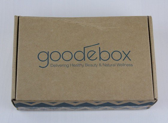 GoodeBox Eco Beauty Subscription Box Review – August 2015 Box