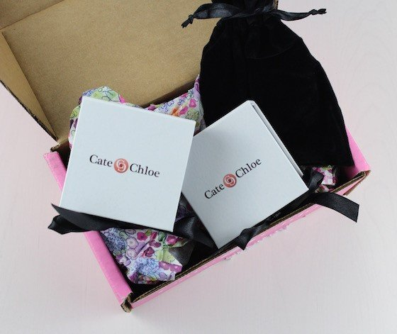 Cate & Chloe Subscription Box Review + Coupon – August 2015 Items