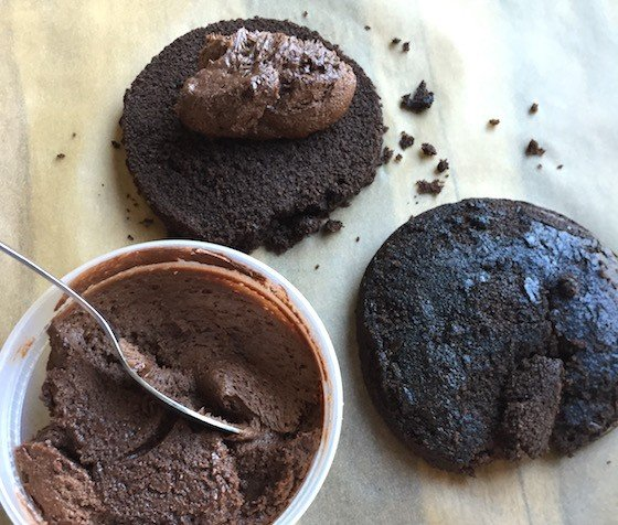Doorstep Desserts Subscription Box Review October 2015 - Step1