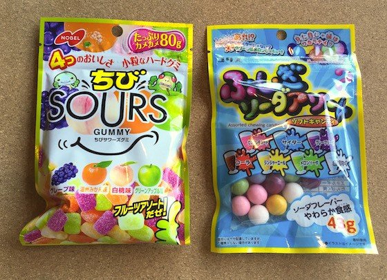 Japan Crate Subscription Box Review October 2015 - Sours