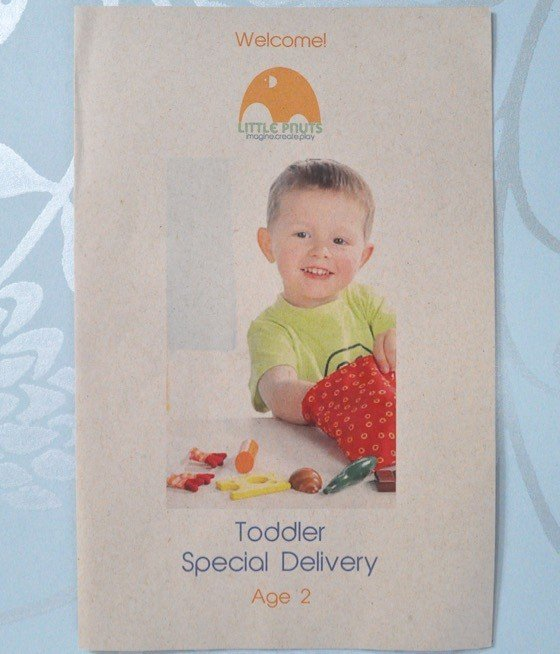 Little Pnuts Special Delivery Fall 2015 Subscription Box Review - 5