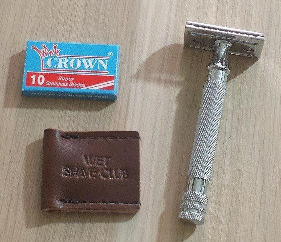 Wet Shave Club For Men Subscription Box Review + Coupon October 2015 - razor