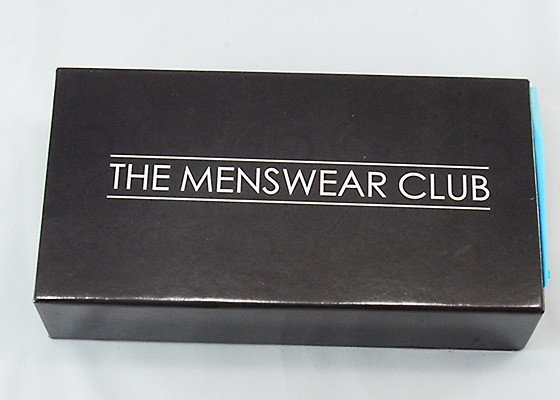 The Menswear Club Subscription Parcel Review November 2015 - 2