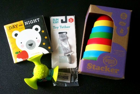 Citrus Lane Subscription Box Review December 2015 - all items