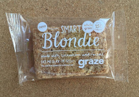 Graze Subscription Box Review + Free Box Coupon December 2015 - Blondie