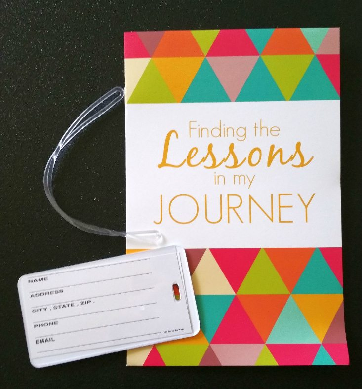 LOVED + BLESSED APRIL 2016 - items 2