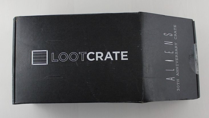 Loot Crate Limited Edition Aliens Crate Review - box