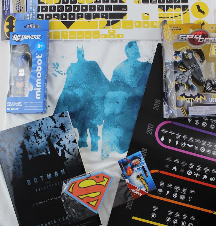 Supply Pod Subscription Box Review + Coupon April 2016 - all items