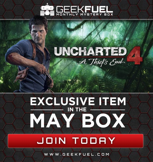 uncharted item