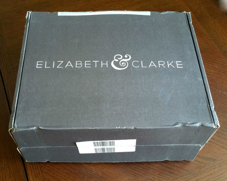 ELIZABETH & CLARKE UNSTAINABLE COLLECTION - box