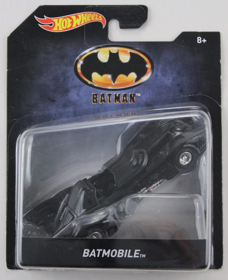 Fandora's Box Subscription Box Review May 2016 - batmobile