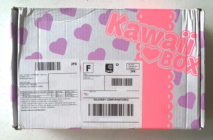 Kawaii-Box-June-2016-Box