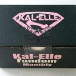 Kal-Elle Fandom Monthly Box Review + Coupon – August 2016