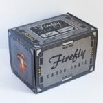 Firefly Cargo Crate by Loot Crate Subscription Box Review + Coupon – September/October 2016