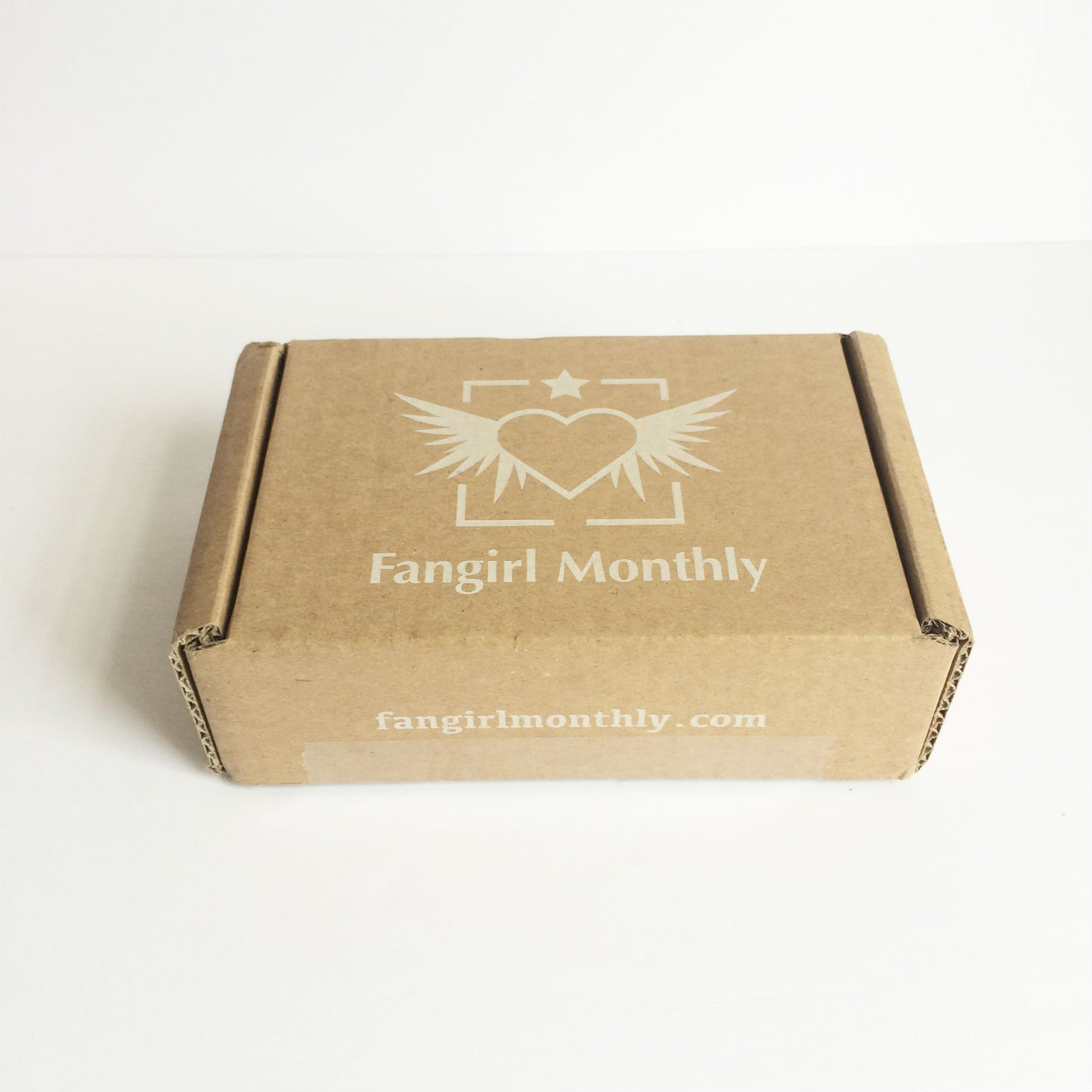What's inside Fangirl Monthly's October box? Read our review to find out!
