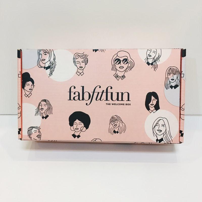 FabFitFun Welcome Box
