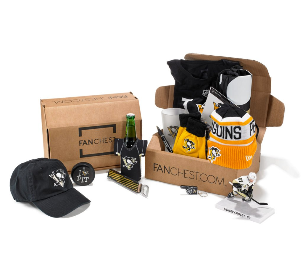 Fanchest Pittsburgh Penguins