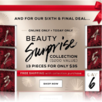 Today Only – Bare Minerals Mystery Box + Free Shipping!