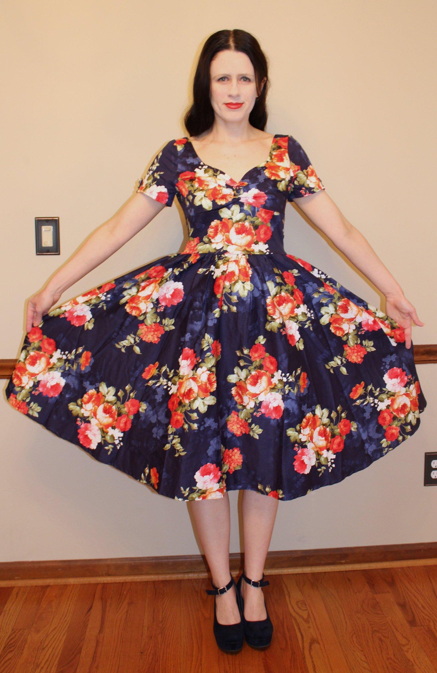 unique-vintage-november-2016-dress-skirt
