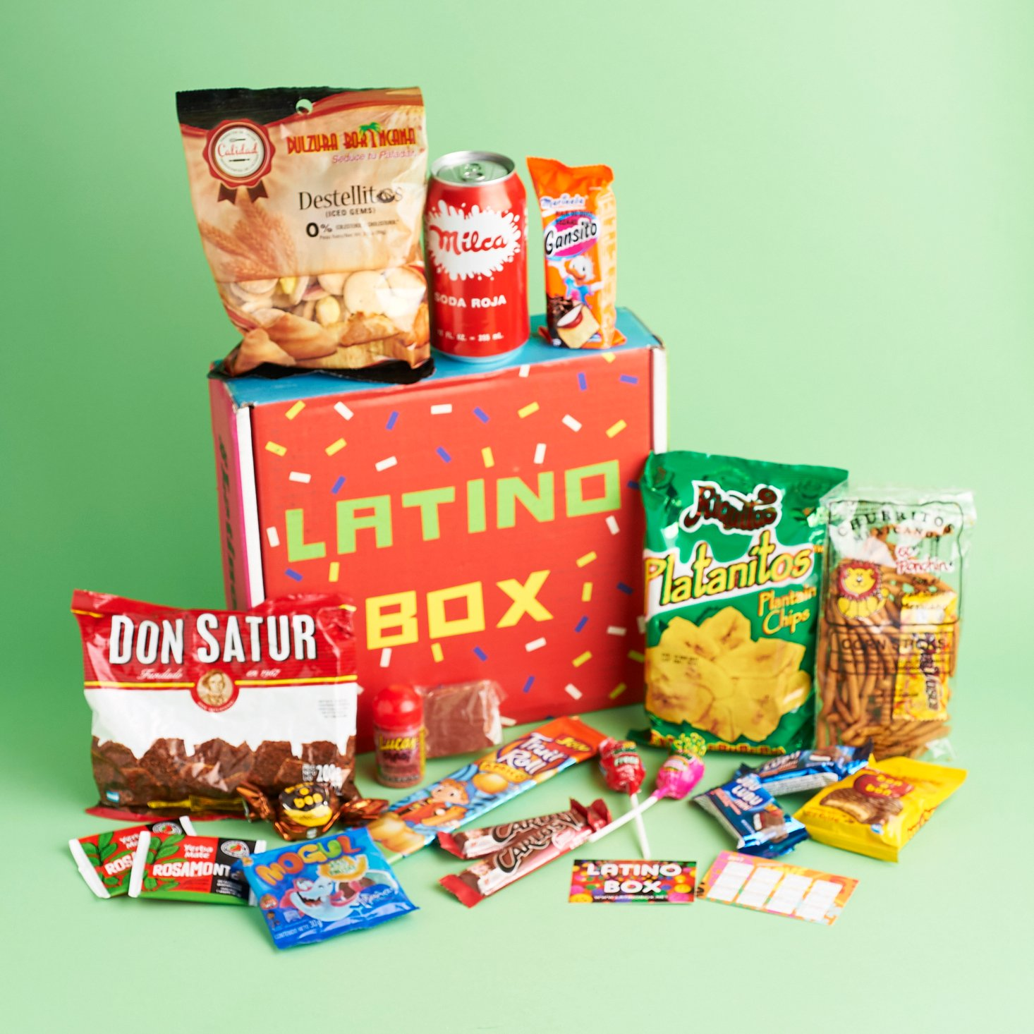 Check out our review of the February 2017 Latino Box!