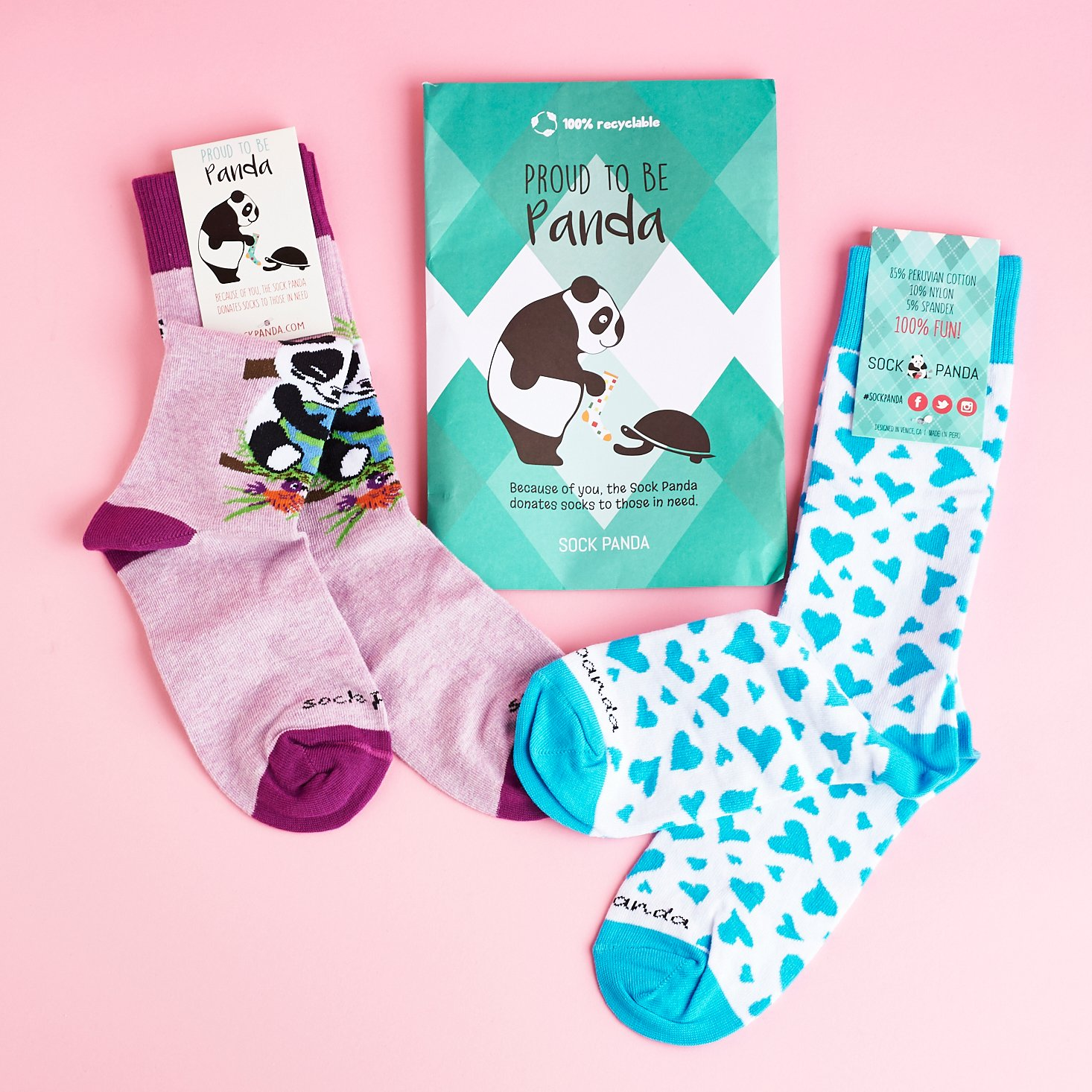 Check out our review of Sock Panda for February 2017