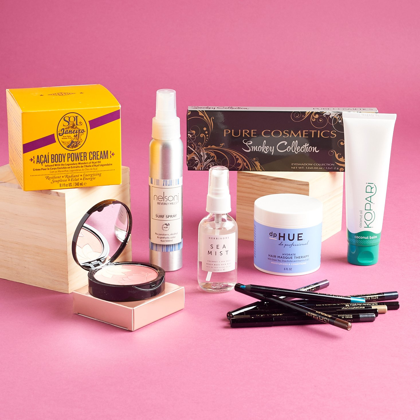 Get a personalized monthly box of makeup, haircare, and skincare samples delivered right to your door. Then buy what you try. It's the best way to find products you'll love.