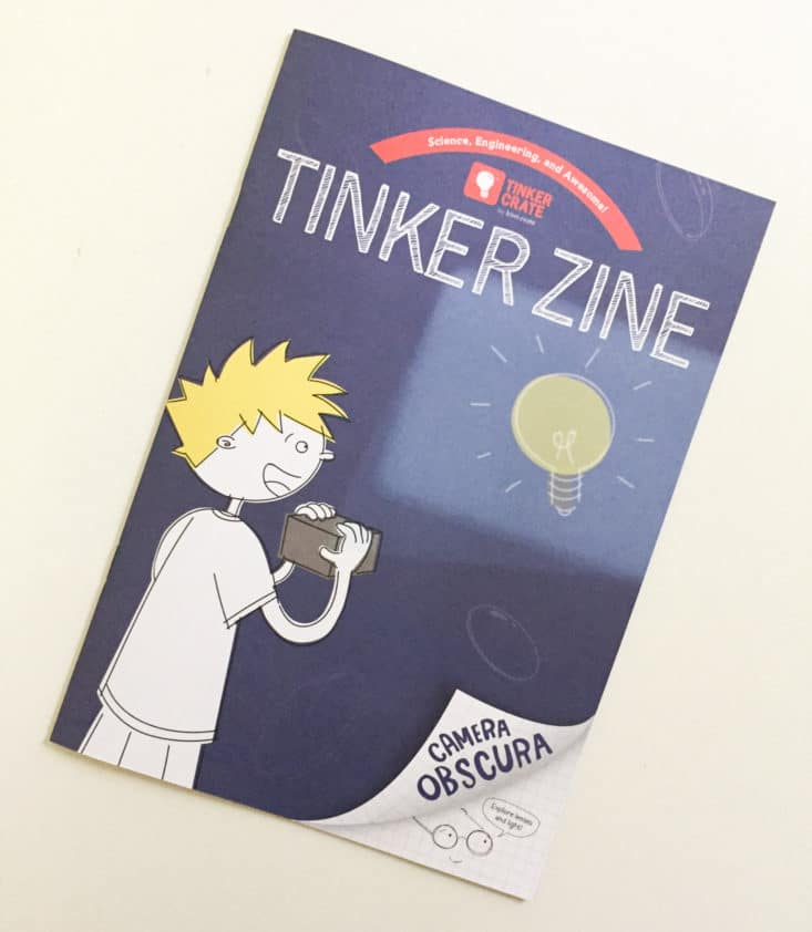 Check out my review of the May 2017 Tinker Crate!