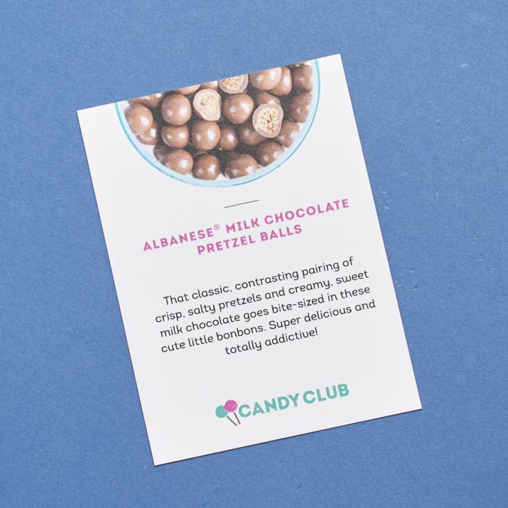 Candy Club May 2017
