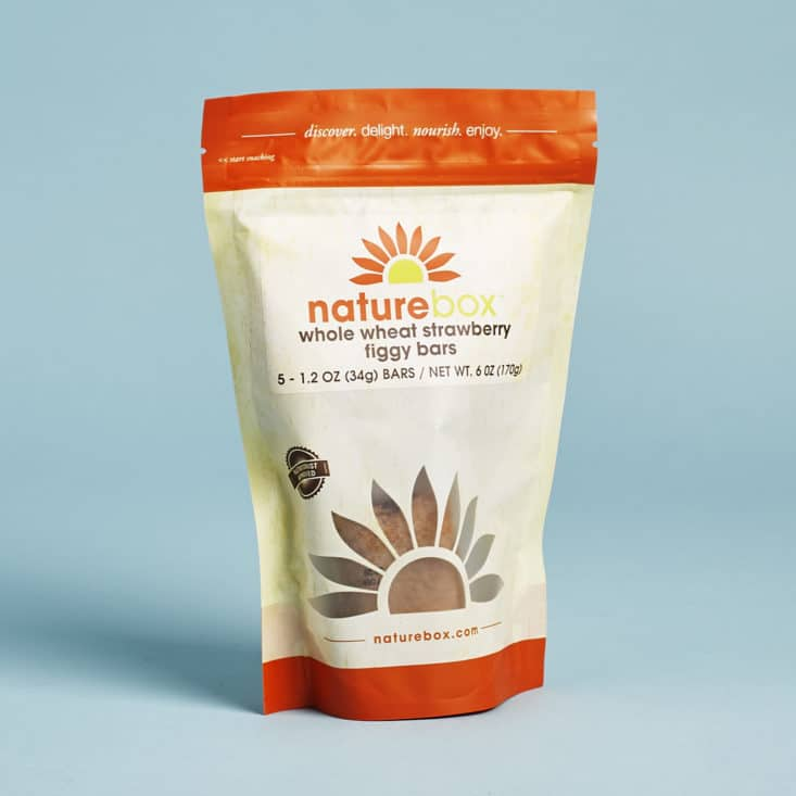 See what healthy snacks are inside the July 2017 Naturebox!