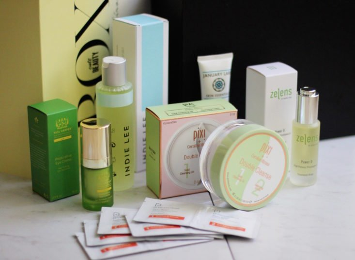Cult Beauty Box by Caroline Hirons Skincare Box