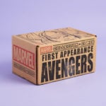 Marvel Collector Corps Review: First Appearance Avengers – August 2017