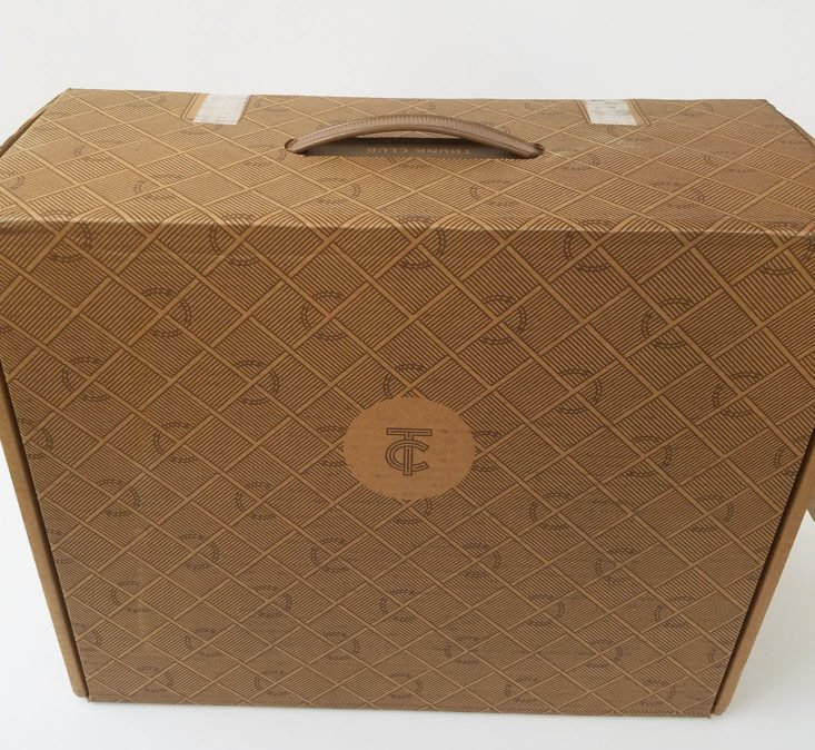 Trunk Club July 2017 Women's Plus Clothing Subscription Box