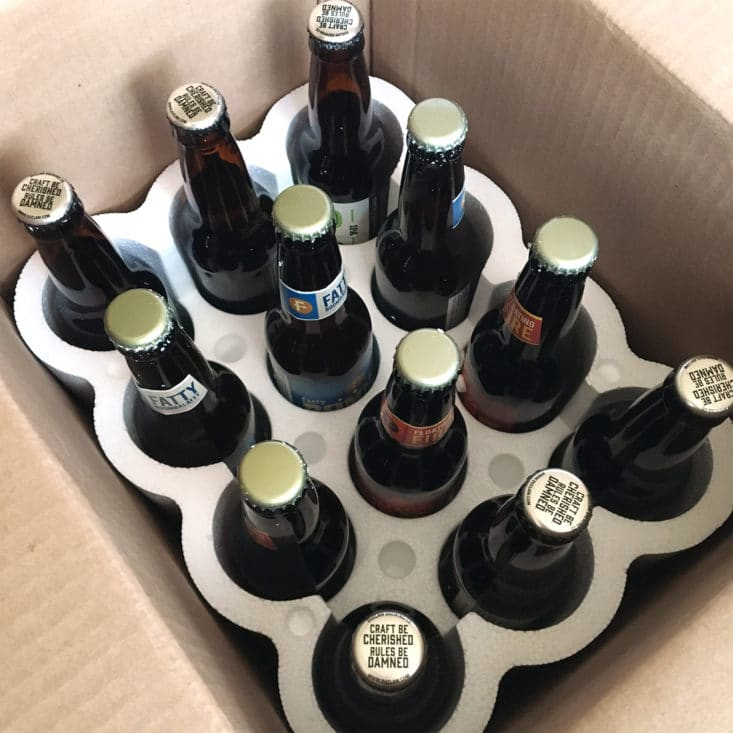 The Microbrewed Beef of the Month July 2017 Craft Beer Subscription Box