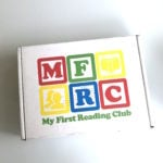 My First Reading Club Review + Coupon – November 2017