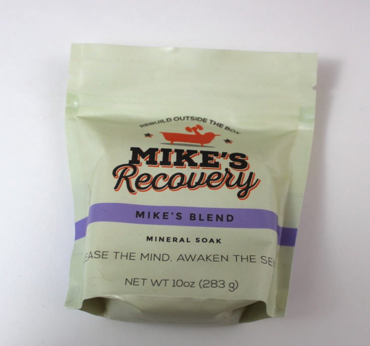 Mike's Blend Mineral Recovery Soak