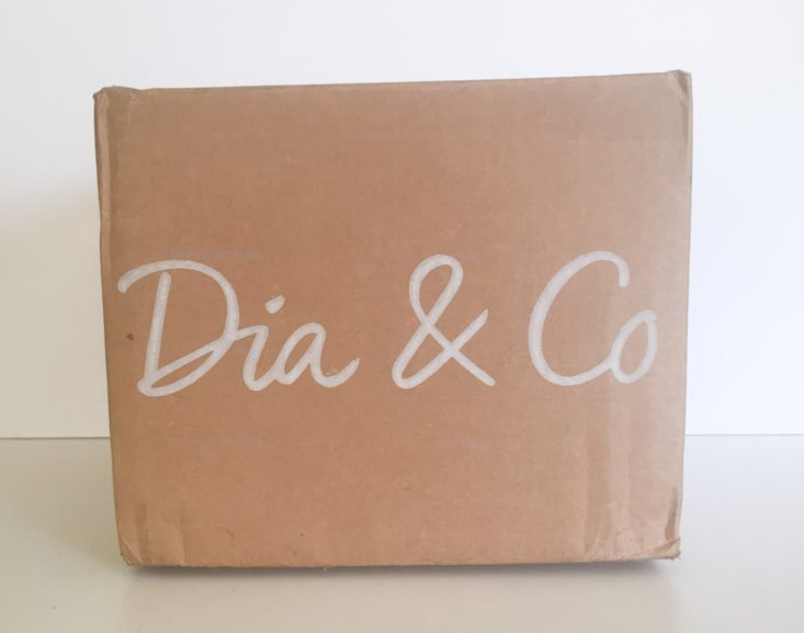 dia and co december 2017 box closed