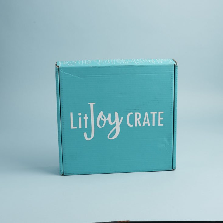 LitJoy Crate Picture Book Box January 2018 Box