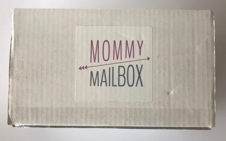 Mommy Mailbox- February 2018-Box