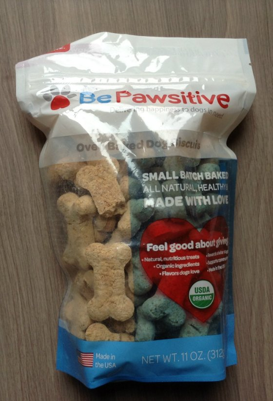 Be Pawsitive Review - Dog Treat Subscription Box Service